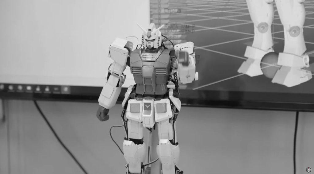RX-78F00 將可以做出多種姿勢