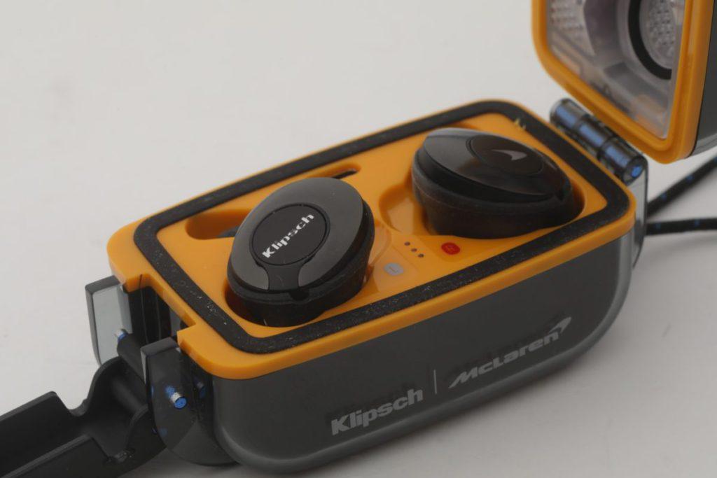 充電盒採用三防設計