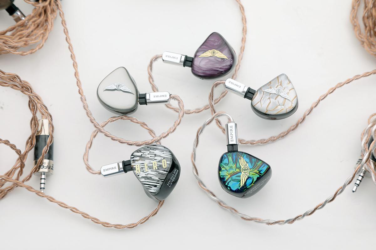 Empire Ears Odin review - Valkyrie MK II, Bravado MK II, ESR MK II, EVR MK II