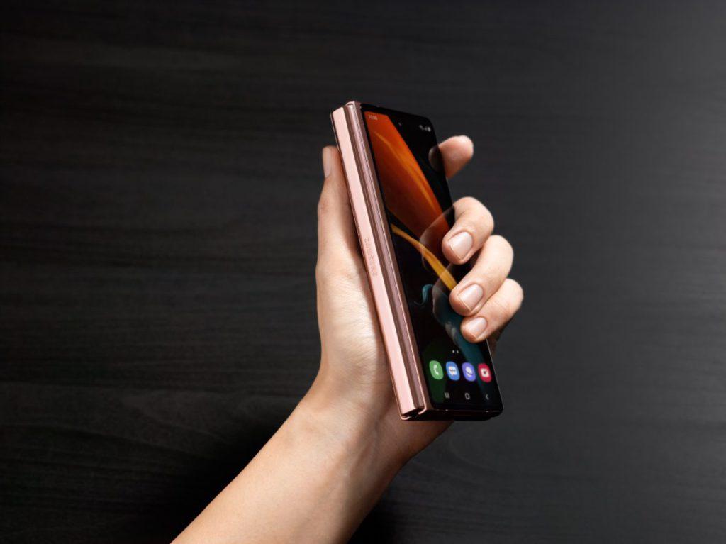 全新 Galaxy Z Fold2 的港行價格雖未公布,但參考歐美市場,預計約售萬五港元左右。