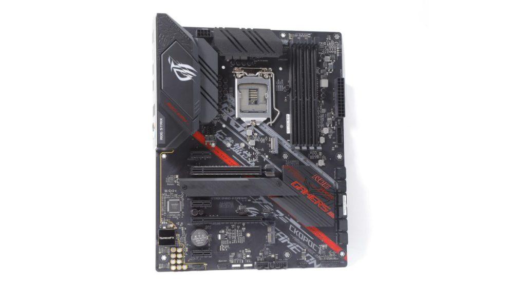 入門電競 ASUS ROG Strix B460-H Gaming
