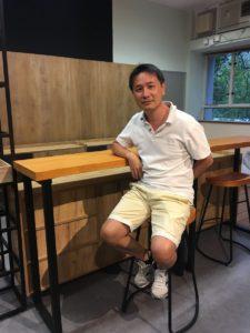 靚中 STEM 教育統籌主任劉偉成談及籌辦 STEM 生活室,整個生活室由成立意念至即將開放,每一步都有動手做的元素在內。