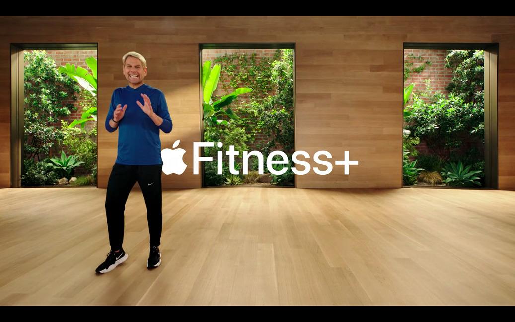 Apple Fitness+ 是 Apple 最新推出的訂閱制內容服務。