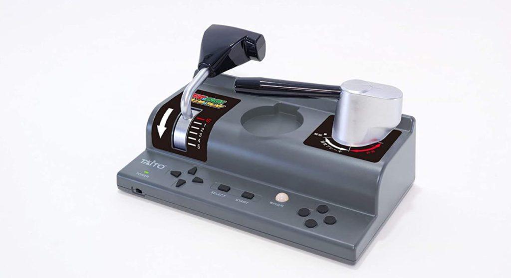 TAITO 會再度推出收錄了 2004 年 PS2 版《電車 Go Final》的 電車 GO! PLUG & PLAY 控制台