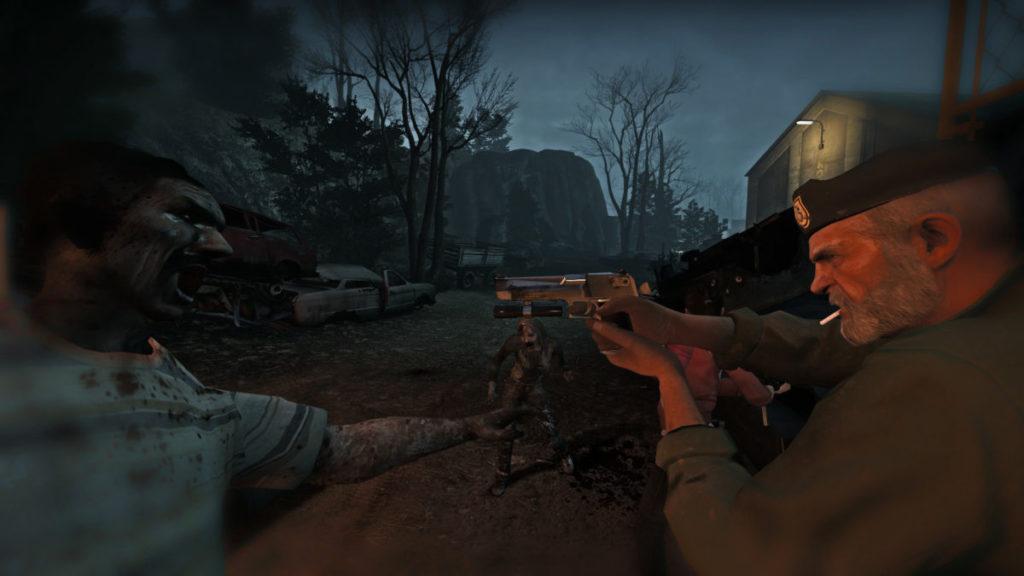 新地圖殭屍將採用一代造型,而人物或槍支模組亦有重製。