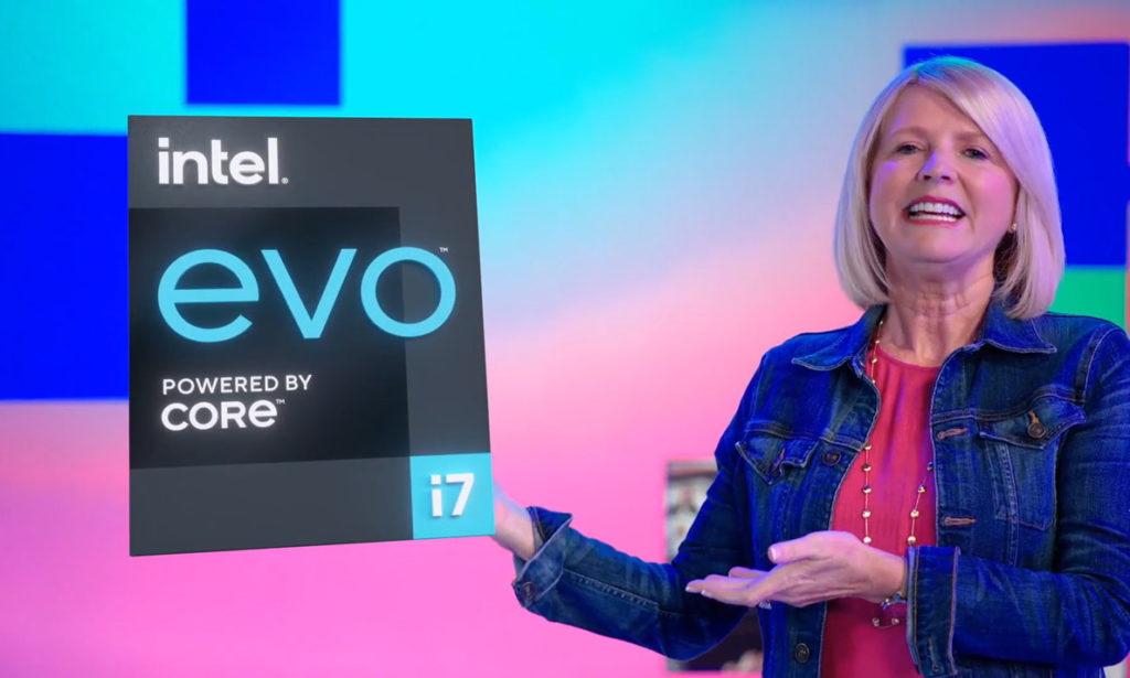 即場發佈用於新一代 Project Athena 的 Intel EVO logo