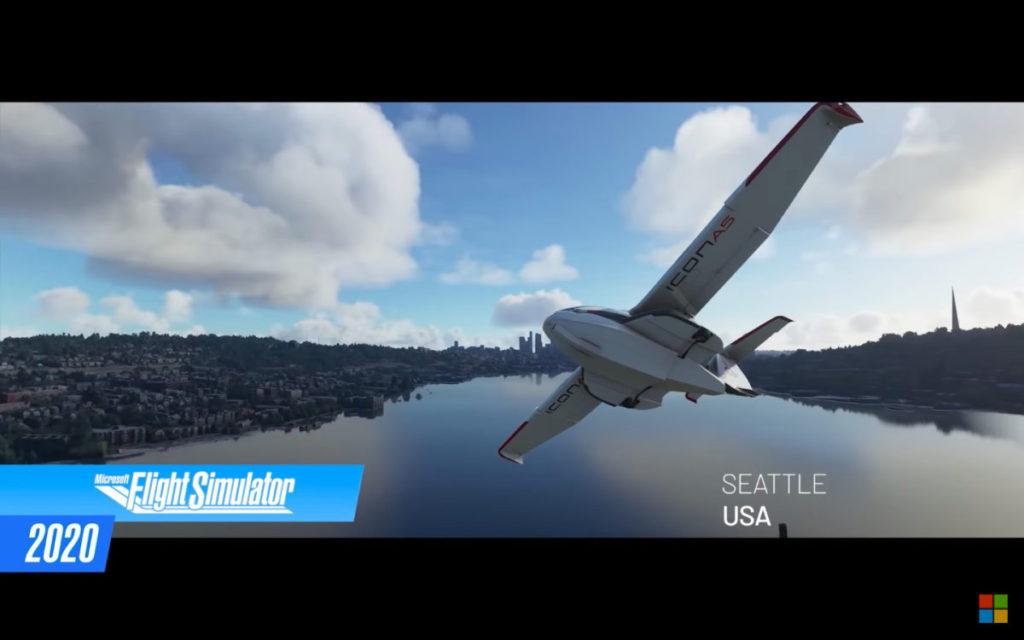 今年 Ignite 用微軟新遊戲開場,迫真畫面由 Azure 支援。