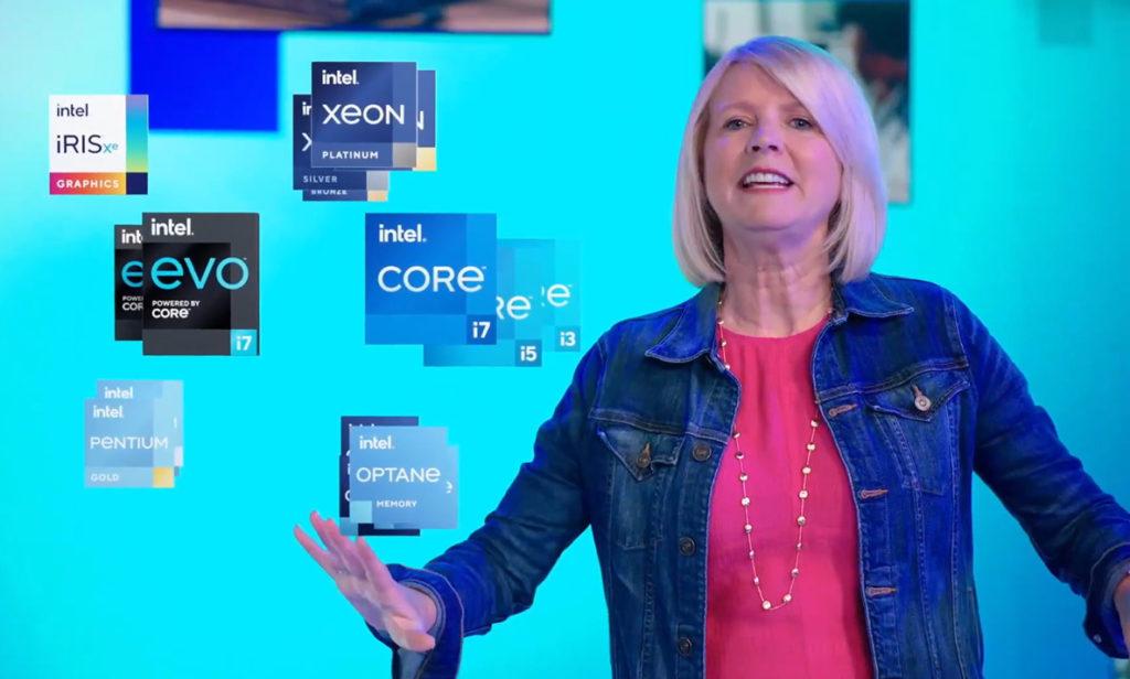 未來 Intel 各款產品均會更新 logo 設計