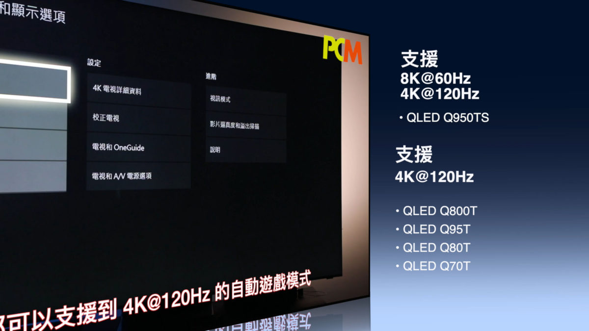 Samsung 8K QLED Q950TS TV - Support Model