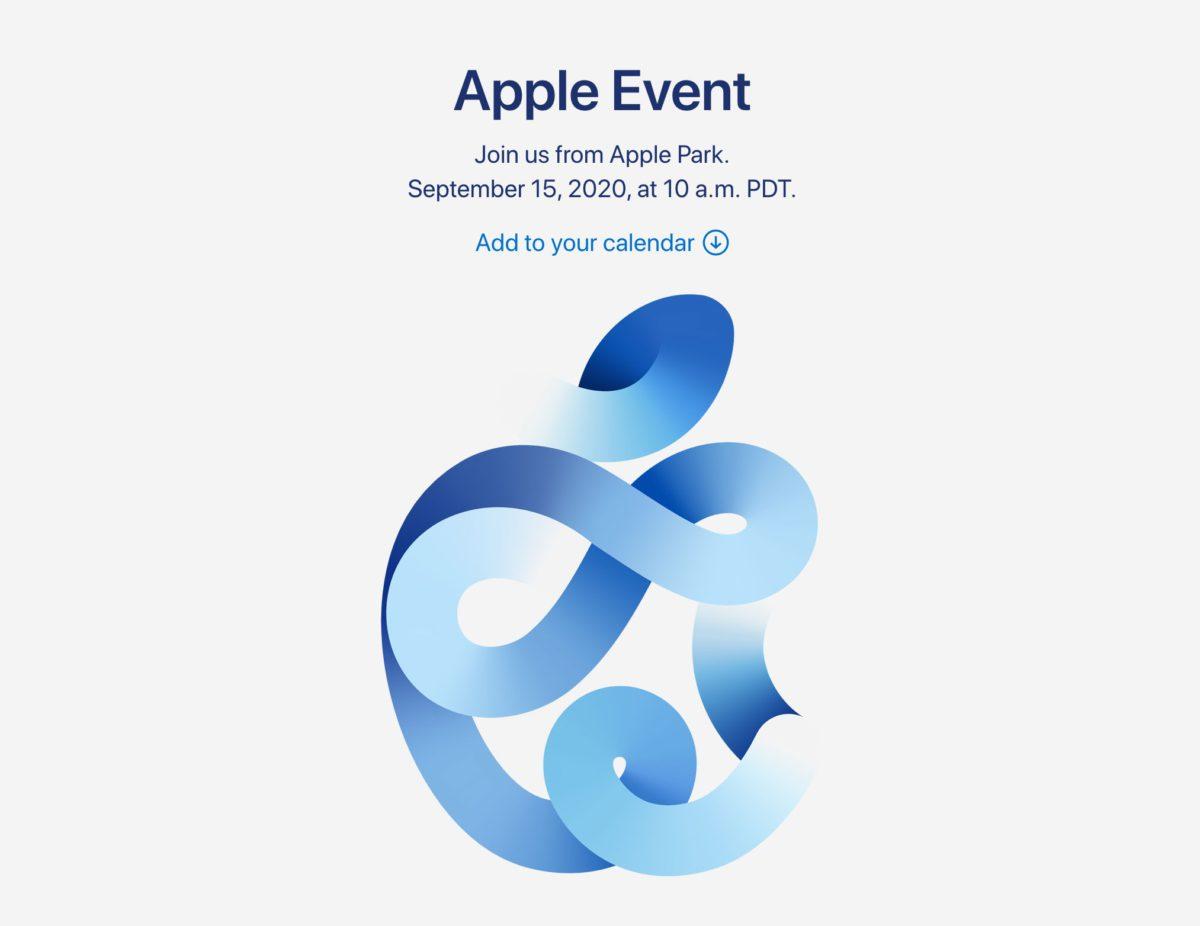 在 Twitter 推出 Hashflag 的同時, Apple 也在網站公布發表會將於美國時間 9 月 15 日舉行。