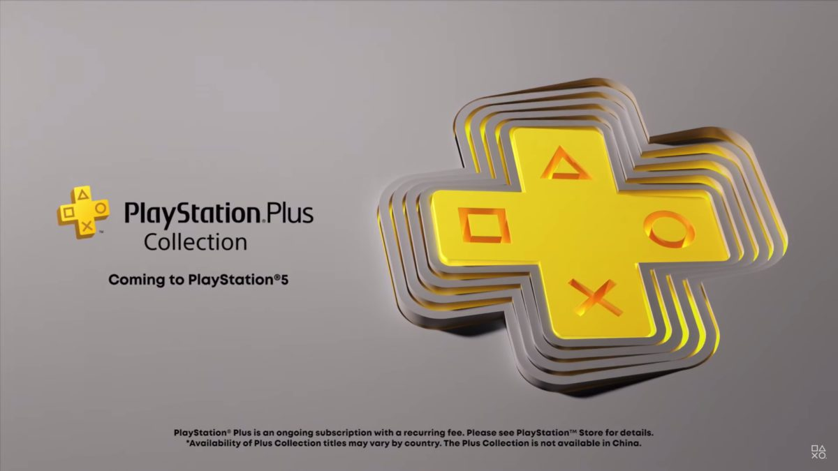 Sony 在 PS5 平台上推出 PlayStation Plus Collections 精選 PS4 遊戲與 Xbox Game Pass 抗衡。