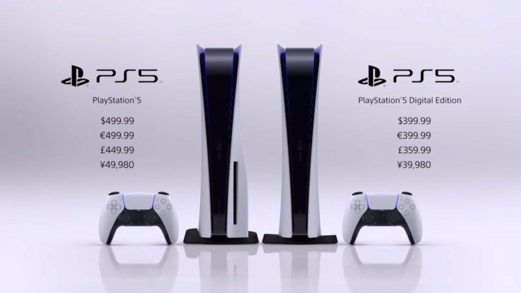 PS5 數位版在日本的售價與 Xbox Series S 售價相若,但規格上高一籌,令日本玩家有 PS5 很便宜的感覺。