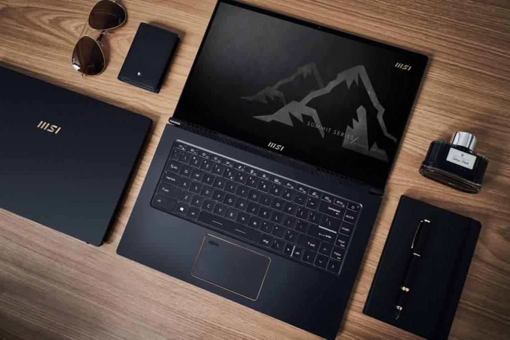 Summit 系列全線筆電都通過軍規認證,提供極高的耐用性。