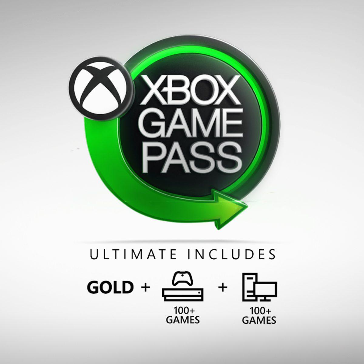 Xbox Game Pass Ultimate 可以遊玩過百款Xbox 遊戲。