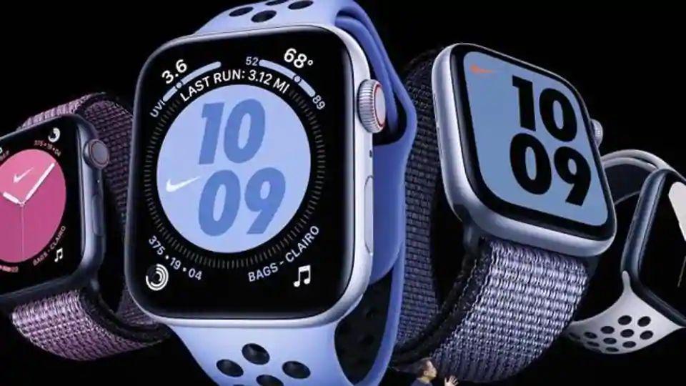 Apple Watch Series 6 據說會引入新的藍色錶身。
