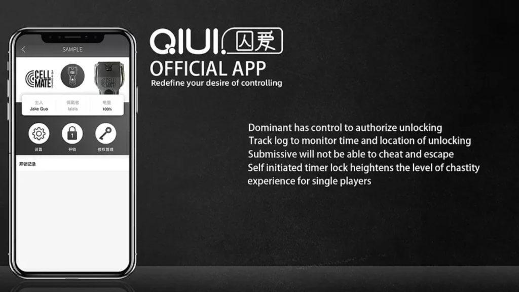 只能透過手機 app 解鎖,裝置上並沒有實體鑰匙或手動按鈕等物理性的解鎖方案