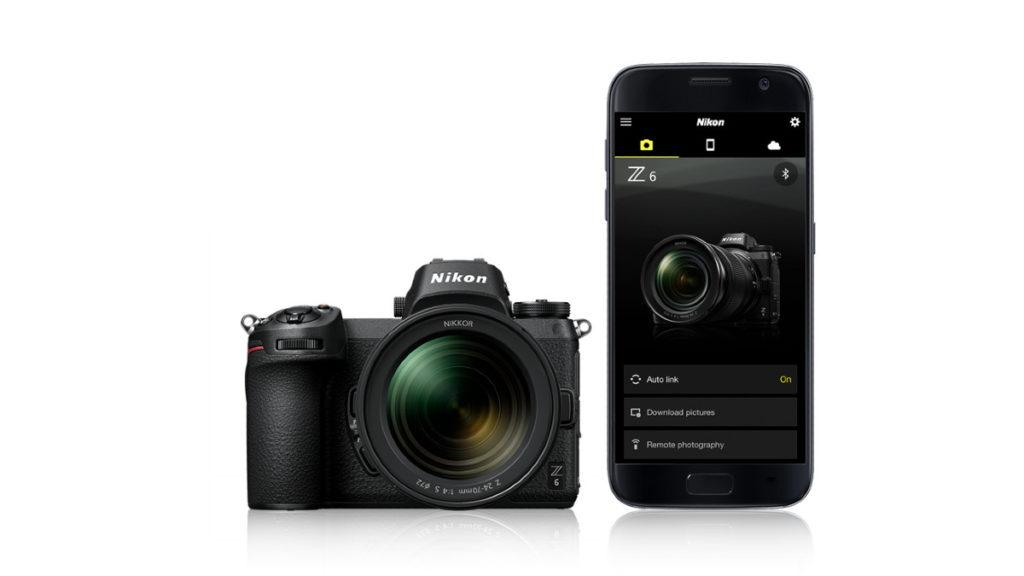 終於可以透過 SnapBridge 來更新相機韌體