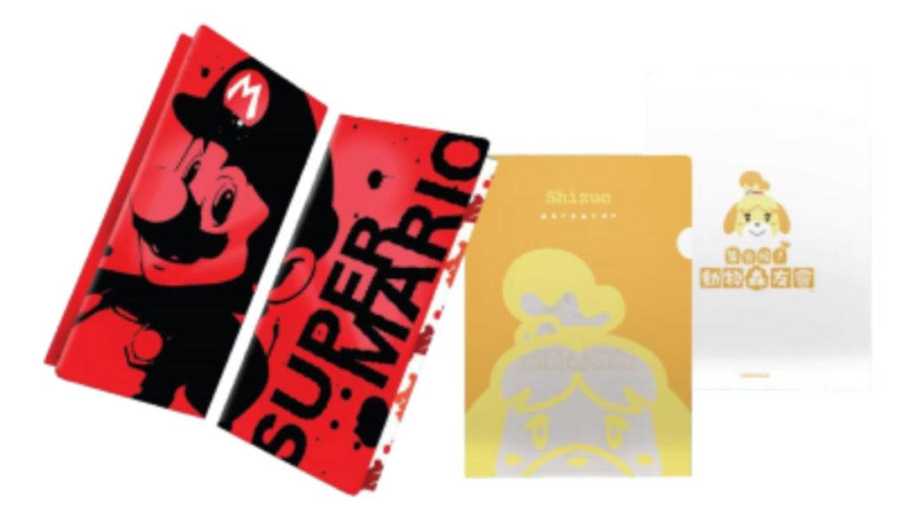 由 2020 年 10 月 21 日至 27 日期間,每位光臨 NSEW K11 MUSEA 新分店的客人將可免費獲贈 「瑪利歐票夾與西施惠文件夾」一組