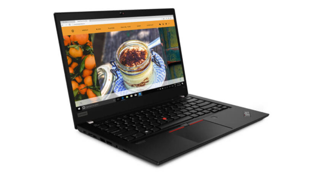 ThinkPad T14 配備新一代 AMD 處理器效能超群