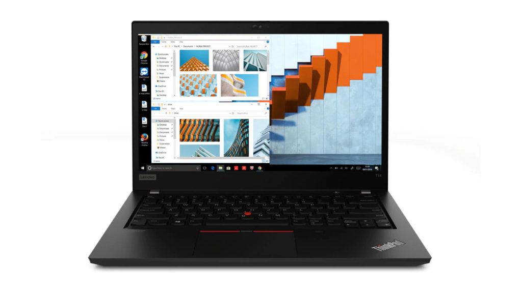 採用 AMD 處理器的 T14 效能卓越而且售價比起 Intel 同級產品更有優勢。