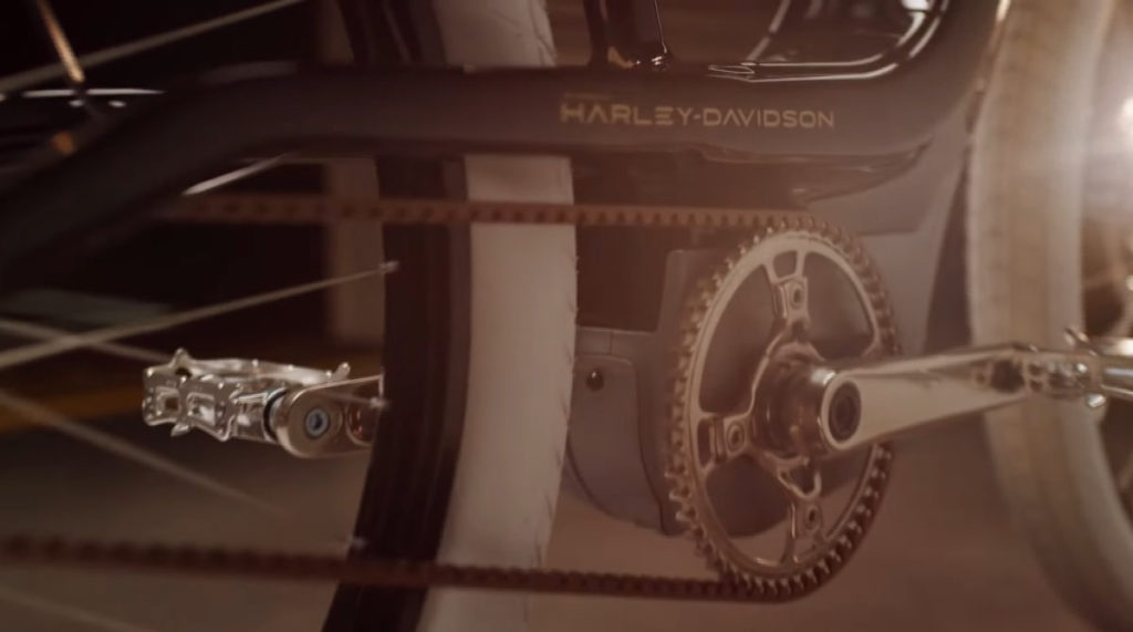 冠上 Harley Davidson 的品牌,售價應該不菲