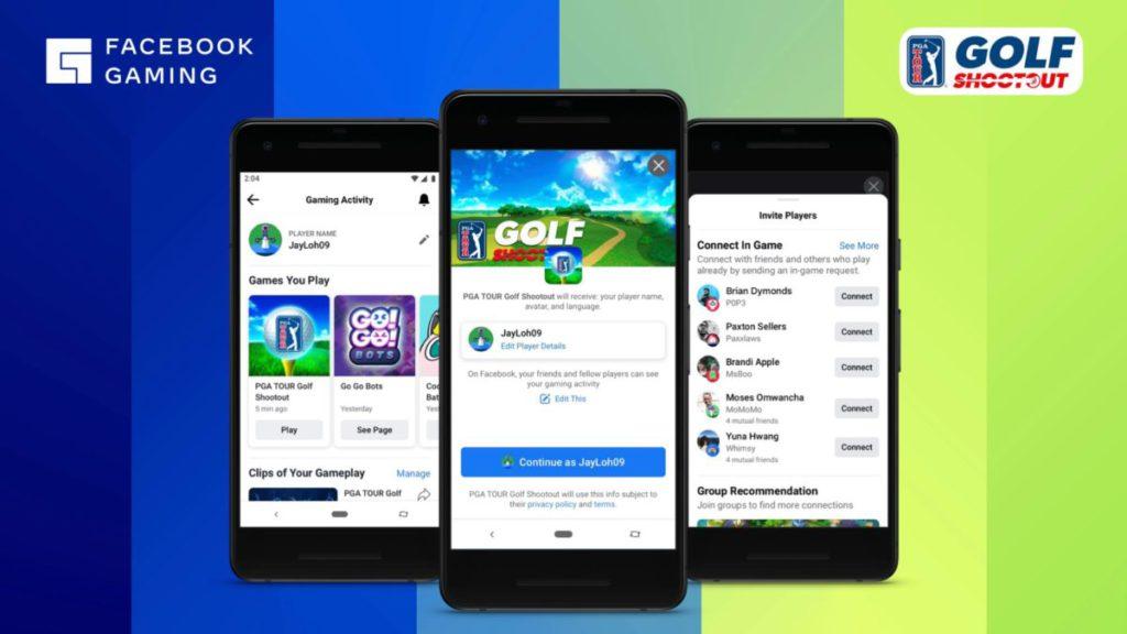 玩家以 Facebook 帳號登入就可以跨平台遊戲,而遊玩時就只使用暱稱。