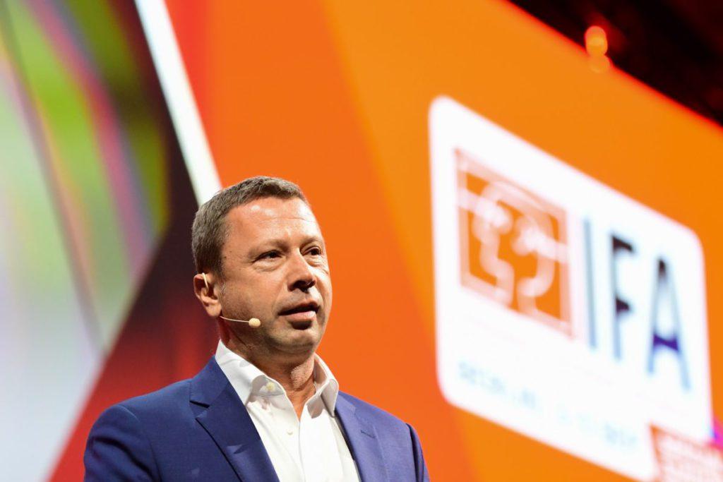 IFA執行主席Jens Heithecker希望2021年的IFA能回復正常。