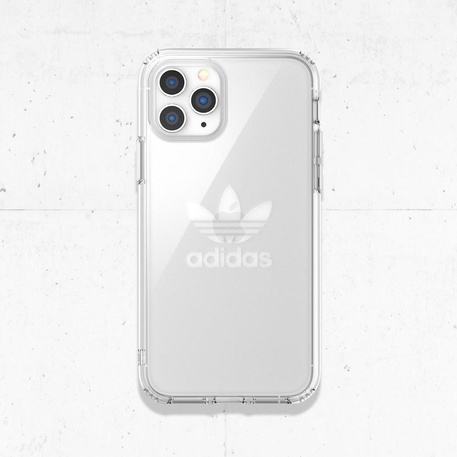 5.) Adidas Originals Protective Clear Case 透明保護殼 售價 : $ 278