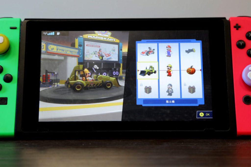 雖然現實上賽車外觀都是一樣,但玩家可以收集金幣更換造型,在多人遊玩時就不會撞樣而分不清是哪個玩家了。