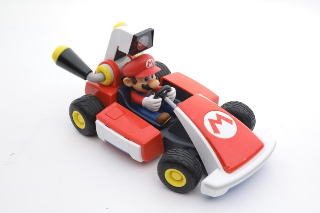 今次筆者開箱的是 Mario 版,畢竟大哥總比弟弟受歡迎啊⋯
