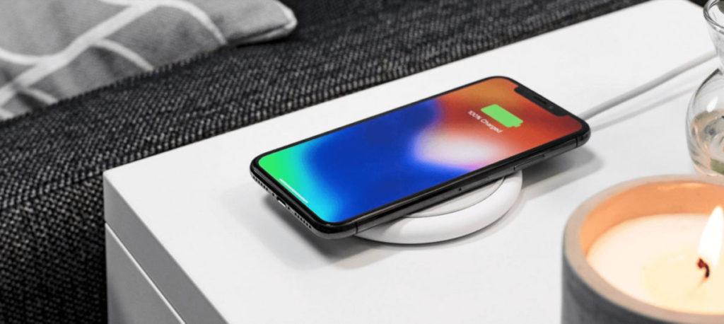 iPhone X 支援無線充電,令無線充電產品真正普及起來