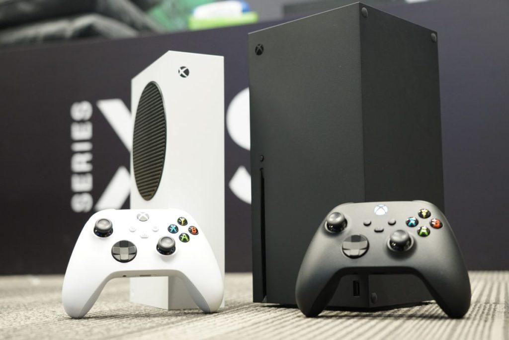 Xbox Series X|S 兩款主機
