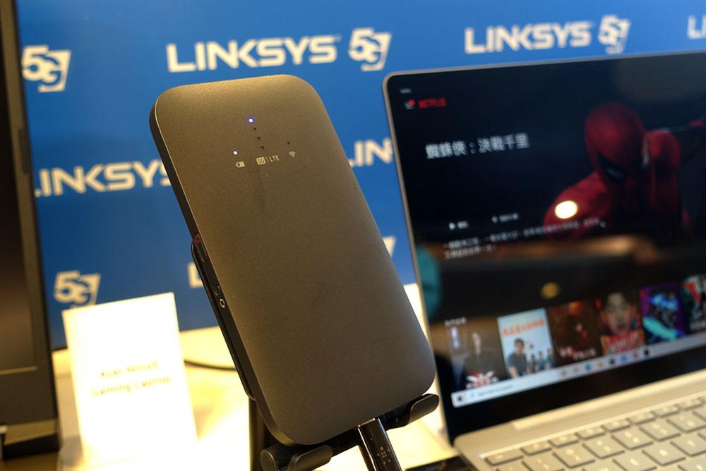 Linksys 5G Mobile Hospot FGHSAX1800 1