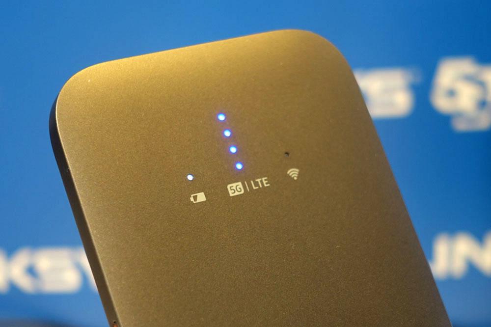 Linksys 5G Mobile Hospot FGHSAX1800 5