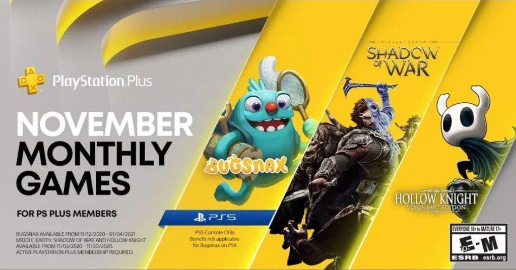 Sony 在今日公布 PS Plus 每月免費玩遊戲時,同時公布 PS Plus 將於 PS5 推出首日提供 PS5 支援,並為在 PS5 登入會員提供 PS Plus Collection 精選 PS4 遊戲。