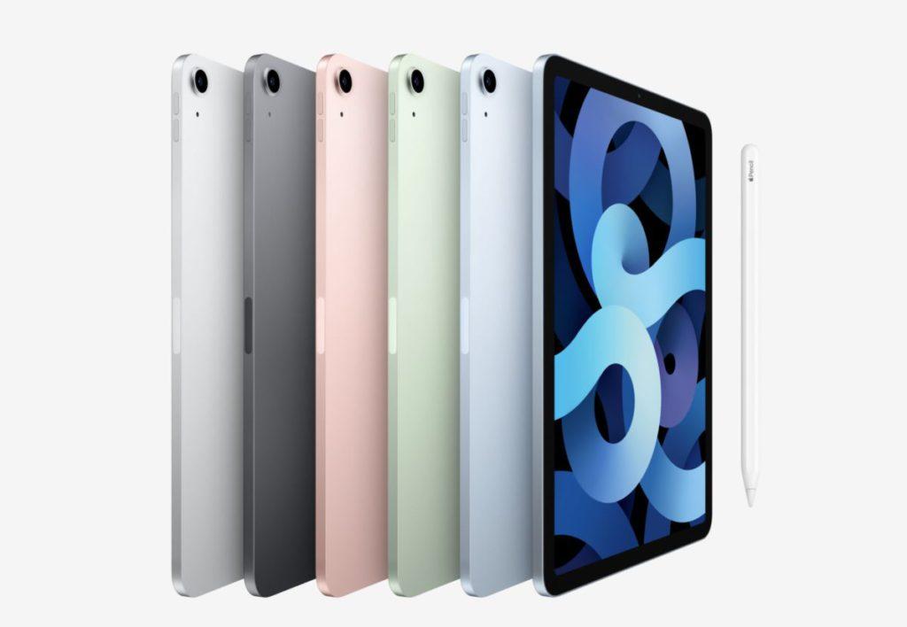 Apple 於上月發表會發表第 4 代 iPad Air ,不過只公布會在 10 月發售,未有公布正式發售日期。