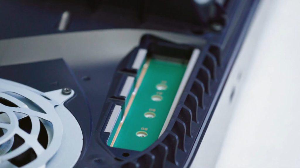 用來擴充內存、支援 PCIe 4.0 的 M.2 插槽。