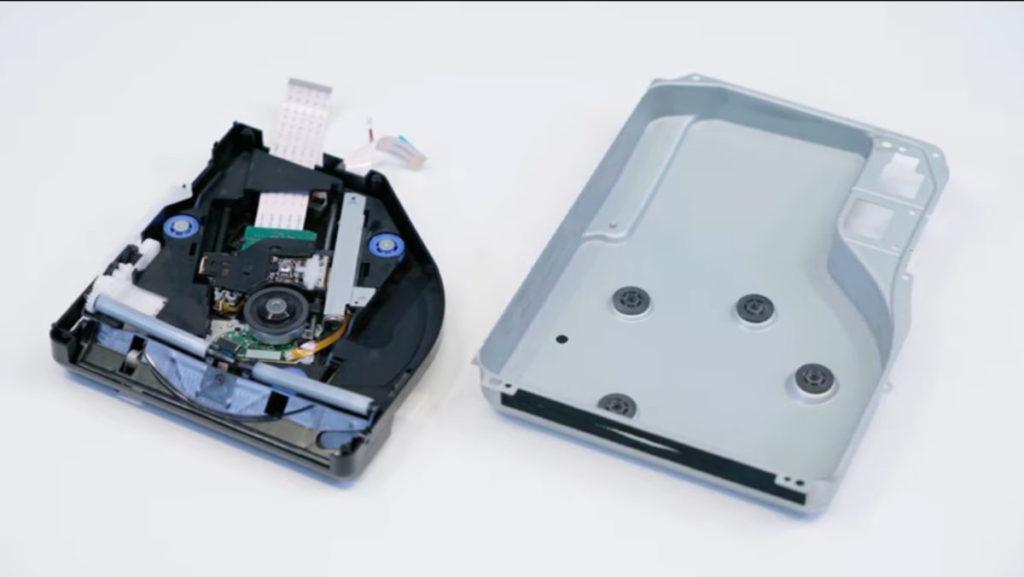 UHD BD-ROM 有獨立機殼保護,有抗震設計。