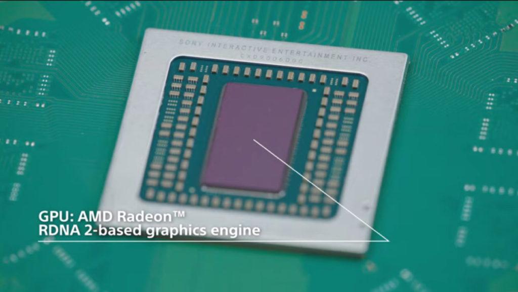 Zen 2 內部有 Radeon RDNA-2 GPU 核心。