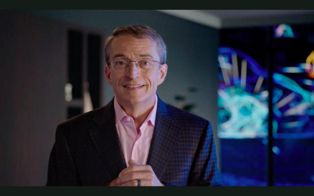 Pat Gelsinger 稱,企業在疫情時期加快數碼轉型,採用混合雲基建。