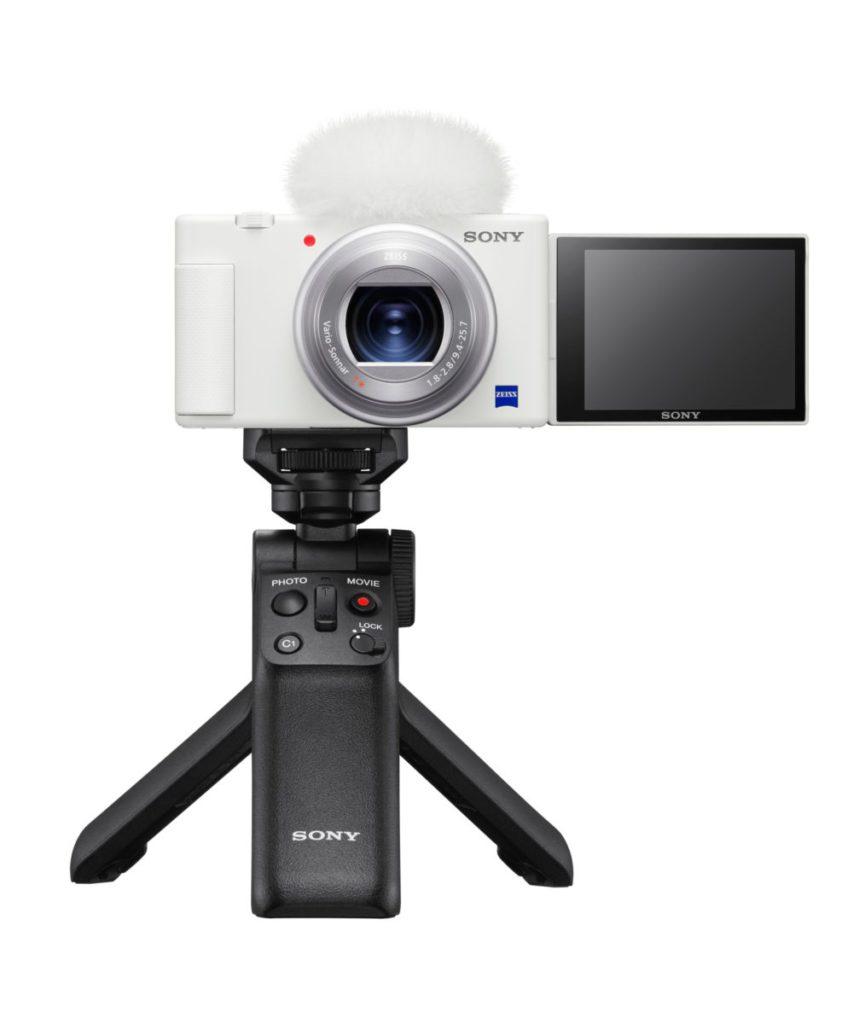 Vlog 數碼相機 ZV-1 的推出,可說是為輕便相機及無反相機開拓了新的市場
