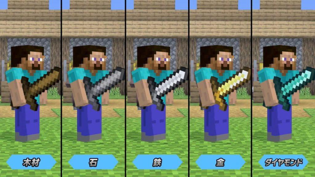 人物原汁原味地還原《 Minecraft 》,但操作難度呢⋯⋯就絕不是新手能控制的。