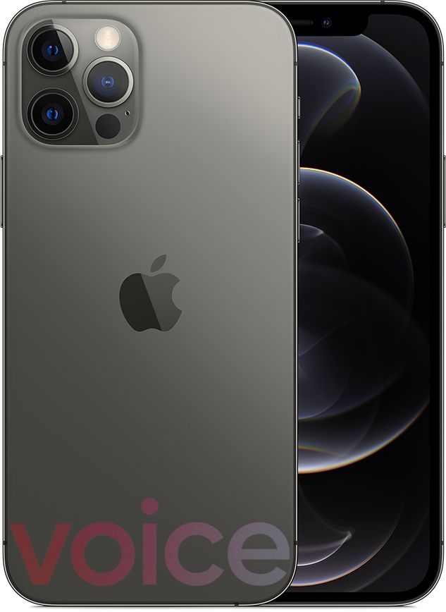 iPhone 12 Pro 石墨