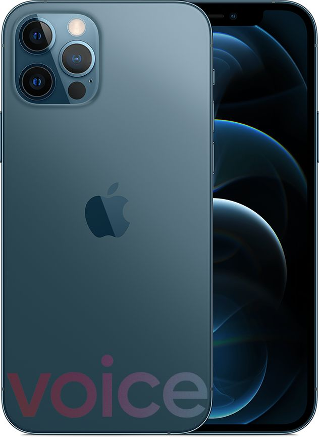 iPhone 12 Pro 藍