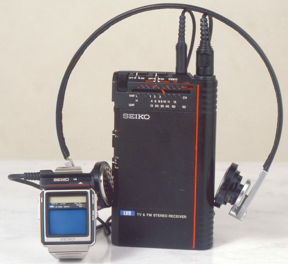在 80 年代初來說,DXA-001 已經是相當前衛的產品。