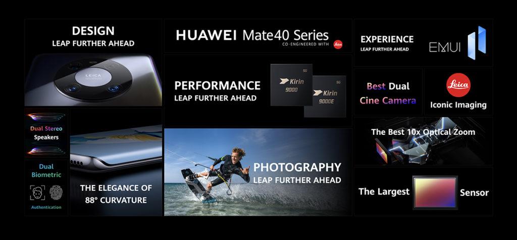 HUAWEI Mate40 Series 功能