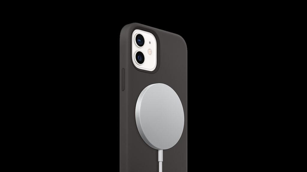 iphone 12 加入全新的 MagSafe 充電功能