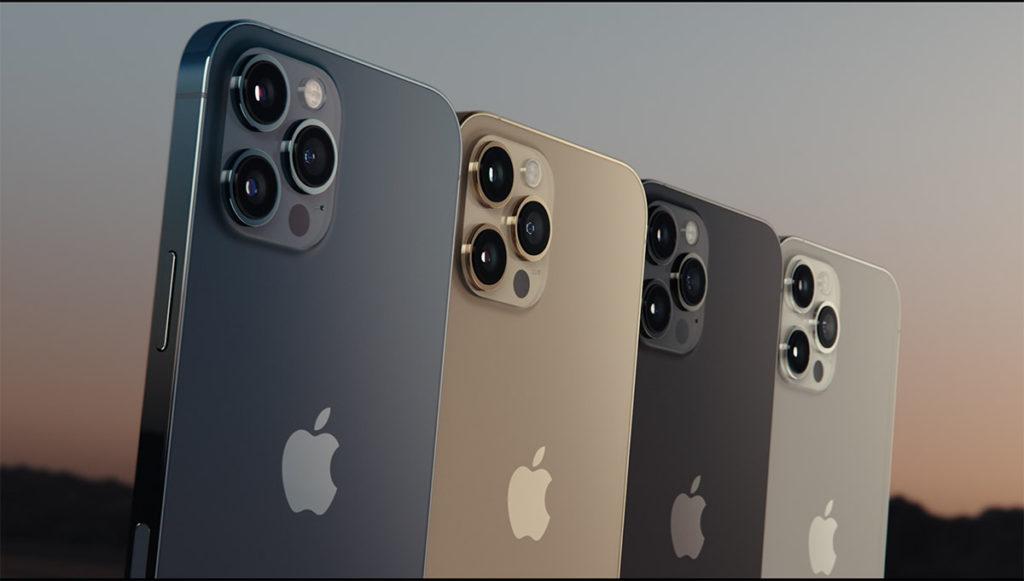 使用醫療級不鏽鋼物料,而且亮面效果令 iPhone 12 Pro 相當耀眼。