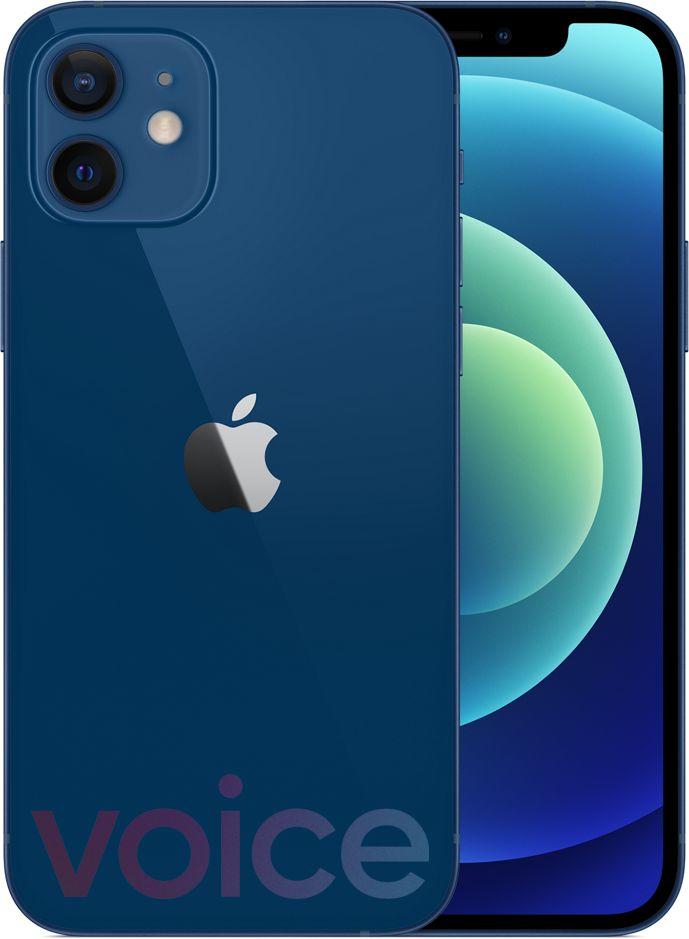 iPhone 12 藍