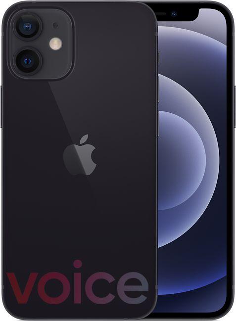 iPhone 12 mini 黑